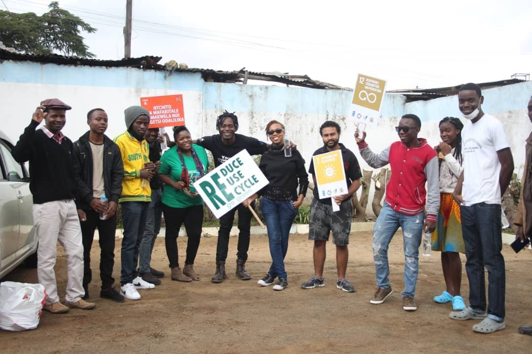 youth involvement in developmental issues
